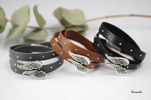 Vernada Design -nahkarannekoru, SIIPI, NIITTI